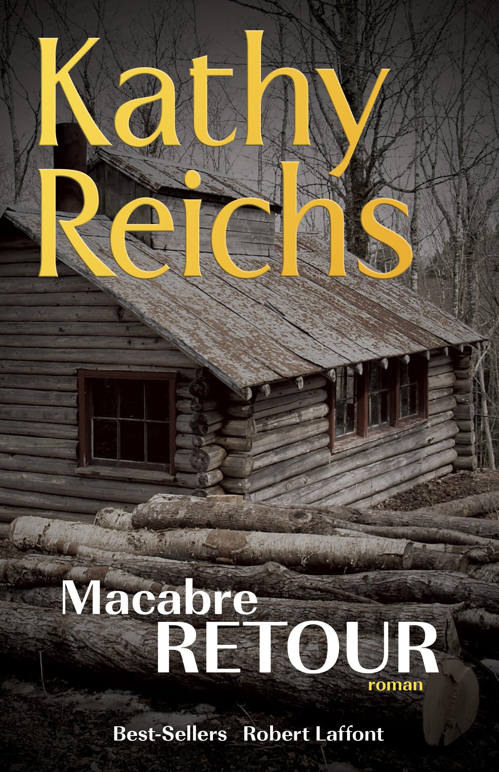 Le nouveau roman de Kathy Reichs maintenant en librairie!