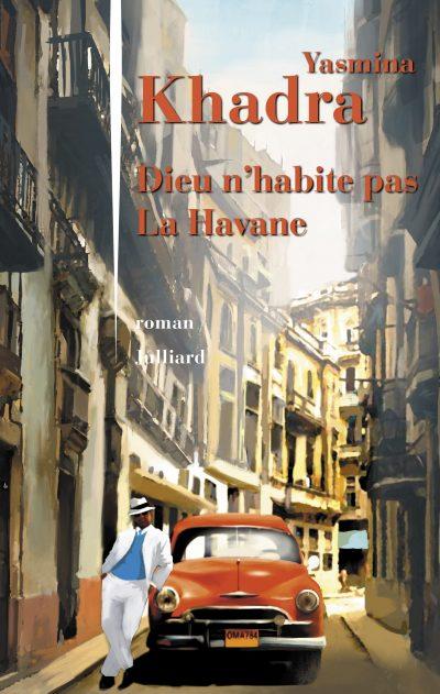 Le nouveau roman de Yasmina Khadra disponible en librairie