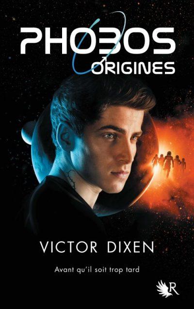 Phobos-Origines, enfin disponible en librairie!