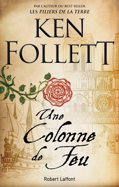 Le nouveau roman de Ken Follet enfin disponible !